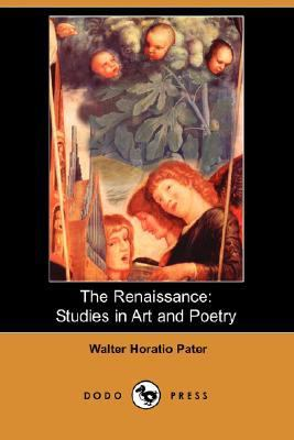 Renaissance Studies in Art and Poetry N/A 9781406541397 Front Cover