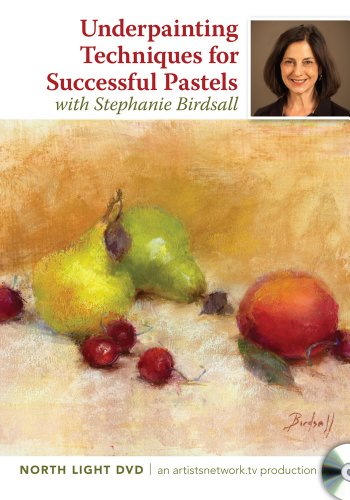 Four Underpainting Techniques for Pastel:   2012 edition cover