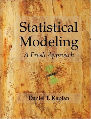 Statistical Modeling A Fresh Approach N/A edition cover