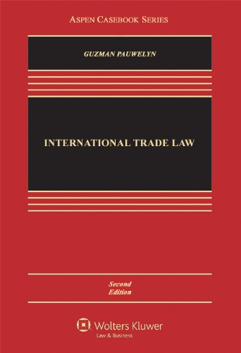 International Trade Law  2nd 2012 (Revised) edition cover