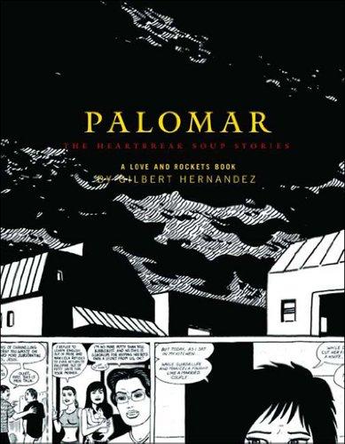 Palomar The Heartbreak Soup Stories  2003 edition cover