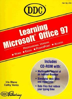 Learning Microsoft Office 97  1997 9781562434397 Front Cover