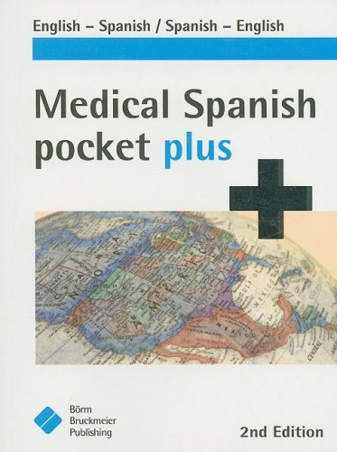 Medical Spanish Pocket Plus  2nd edition cover