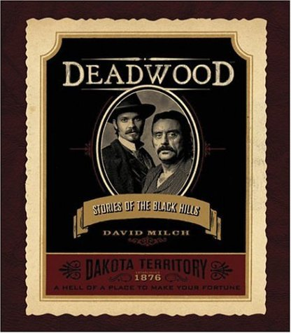 Deadwood Stories of the Black Hills N/A edition cover