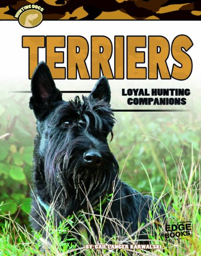 Terriers: Loyal Hunting Companions  2013 edition cover