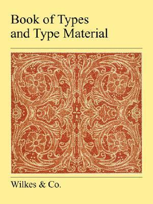 Book of Types and Type Material  2007 edition cover
