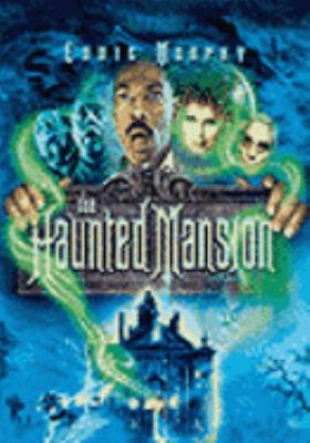 The Haunted Mansion (Full Screen Edition) System.Collections.Generic.List`1[System.String] artwork