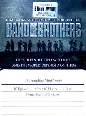 Band of Brothers System.Collections.Generic.List`1[System.String] artwork