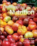 Contemporary Nutrition A Functional Approach 4th 2015 9780078021398 Front Cover