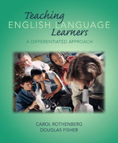 Teaching English Language Learners A Differentiated Approach  2007 edition cover