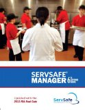 Servsafe Manager  6th 2015 (Revised) edition cover