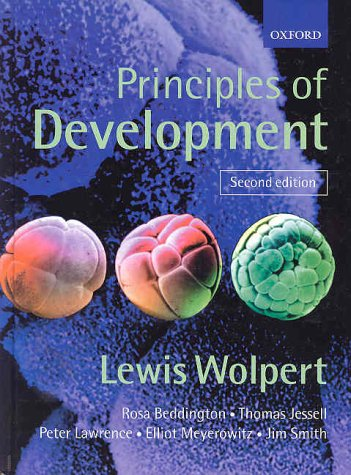 Principles of Development  2nd 2002 (Revised) 9780199249398 Front Cover