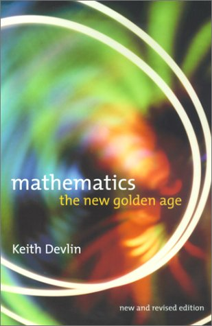 Mathematics The New Golden Age  1999 edition cover