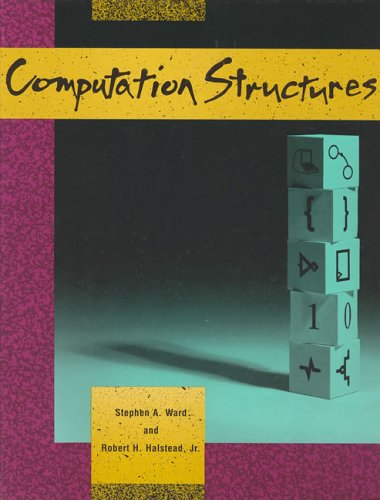 Computation Structures   1990 edition cover