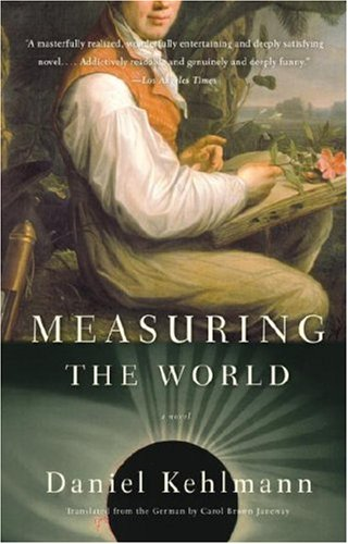 Measuring the World  N/A edition cover