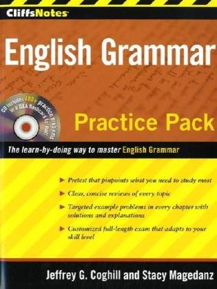 English Grammar  2nd 2010 edition cover