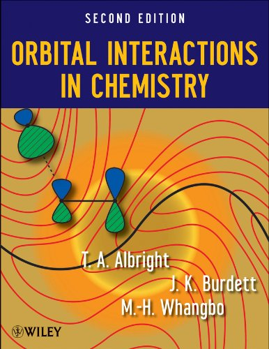 Orbital Interactions in Chemistry  2nd 2013 9780471080398 Front Cover