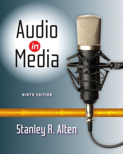 Audio in Media  9th 2011 edition cover