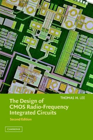 Design of CMOS Radio-Frequency Integrated Circuits  2nd 2004 (Revised) edition cover