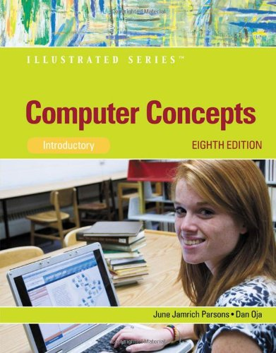 Computer Concepts  8th 2011 9780538749398 Front Cover