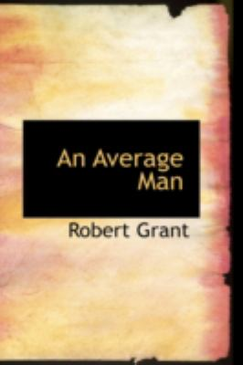 An Average Man:   2008 edition cover