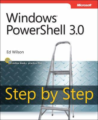 Windows PowerShell 3.0   2013 edition cover