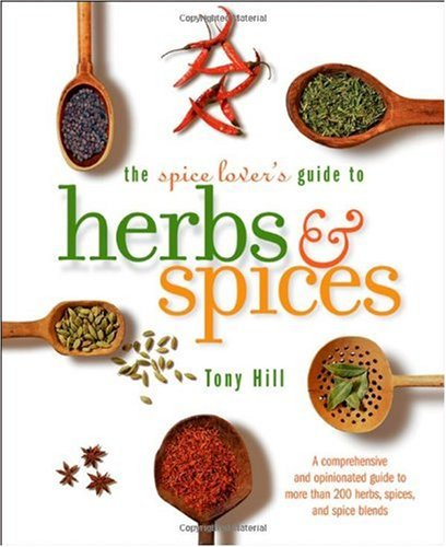 Spice Lover's Guide to Herbs and Spices   2004 edition cover
