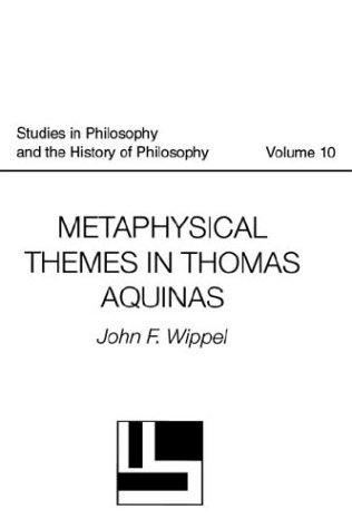 Metaphysical Themes in Thomas Aquinas  Reprint edition cover