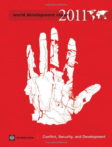 World Development Report 2011 Conflict, Security, and Development  2011 edition cover