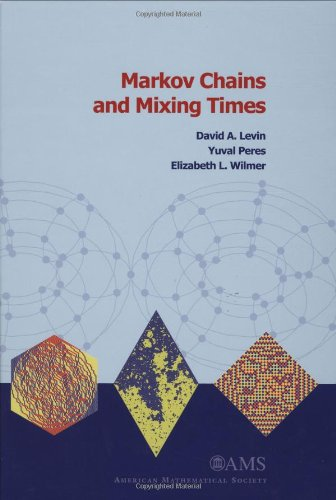 Markov Chains and Mixing Times   2008 edition cover