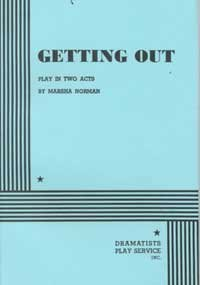 Getting Out  N/A edition cover