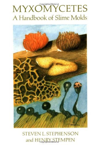 Myxomycetes A Handbook of Slime Molds  1994 9780881924398 Front Cover