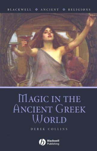 Magic in the Ancient Greek World   2008 edition cover
