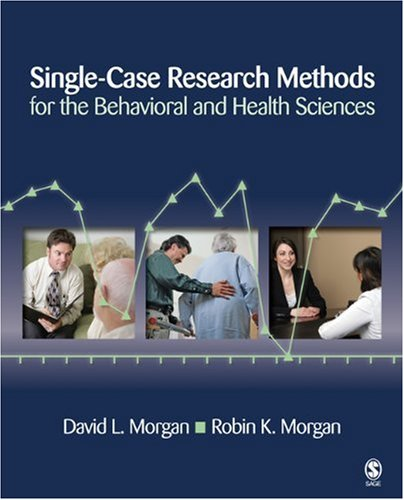 Single-Case Research Methods for the Behavioral and Health Sciences   2009 edition cover