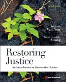 Restoring Justice An Introduction to Restorative Justice 5th 2014 (Revised) edition cover
