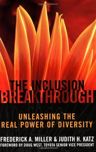Inclusion Breakthrough Unleashing the Real Power of Diversity  2002 edition cover