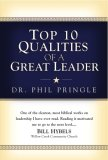 Top 10 Qualities of a Great Leader  2008 edition cover
