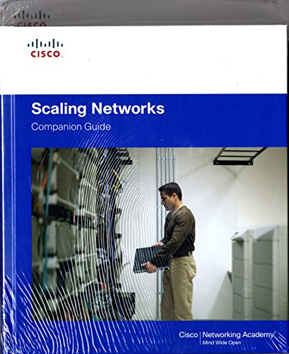 Scaling Networks Companion Guide and Lab ValuePack  2014 edition cover