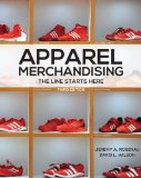 Apparel Merchandising The Line Starts Here 3rd 2014 edition cover