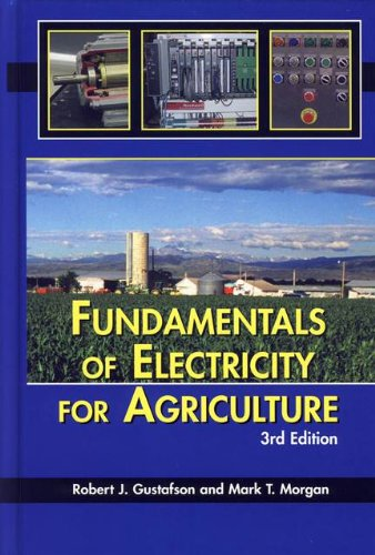 Fundamentals of Electricity for Agriculture 3rd 2004 edition cover