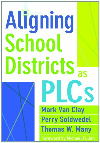 Aligning School Districts As PLCs   2011 edition cover
