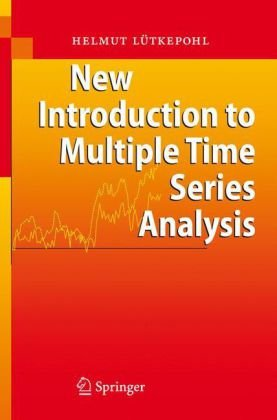 New Introduction to Multiple Time Series Analysis   2005 edition cover