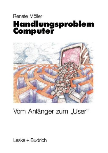 Handlungsproblem Computer   1990 9783810008398 Front Cover