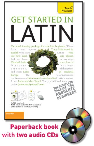 Get Started in Latin  4th 2011 edition cover