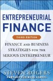 Entrepreneurial Finance, Third Edition: Finance and Business Strategies for the Serious Entrepreneur  3rd 2014 edition cover