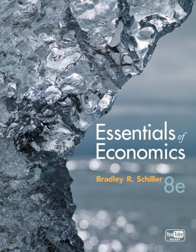 Essentials of Economics  8th 2011 edition cover