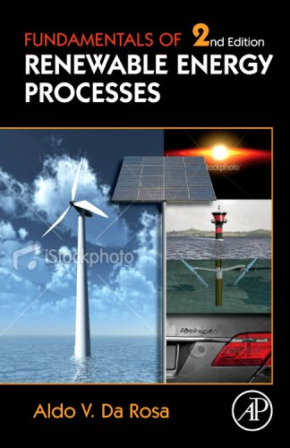 Fundamentals of Renewable Energy Processes  2nd 2009 edition cover