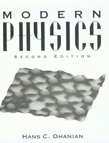 Modern Physics  2nd 1995 edition cover