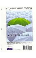 Fundamentals of Corporate Finance, Student Value Edition  2nd 2012 edition cover