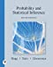 Probability and Statistical Inference:   2019 9780135189399 Front Cover
